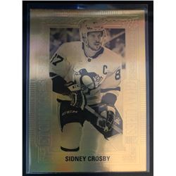 2018-19 Upper Deck Gold Etchings Sidney Crosby #GE-1