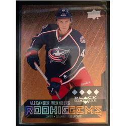 2014-15 Black Diamond Rookie Gems Alexander Wennberg