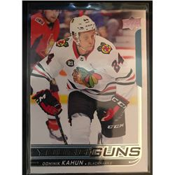 2018-19 Upper Deck Young Guns Dominik Kahun #232