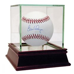 Evan Longoria Signed Baseball with High Quality Display Case (MLB Hologram)