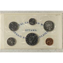 1972 CANADA UNC SET