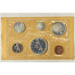 1965 SILVER CANADA (PF LIKE) SET WITH ENVELOPE