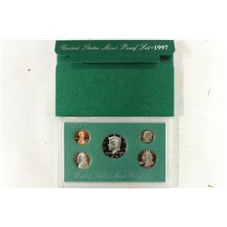 1997 US PROOF SET (WITH BOX)