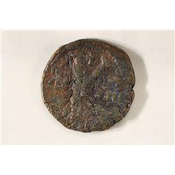 BYZANTINE ANCIENT COIN K=20 NUMMI