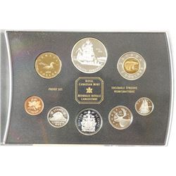 1999 CANADA PROOF SET, 225TH ANNIVERSARY SIGHTING
