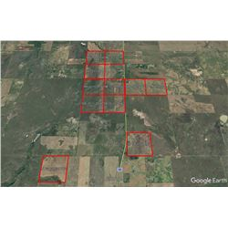 Surface Parcel #107450524 NW Sec 13 Twp 11 Rge 20 W 2 - 160 Acres