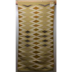 NAVAJO INDIAN TEXTILE (LUCY JULIAN)