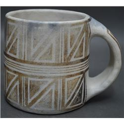 COPY OF MESA VERDE POTTERY MUG