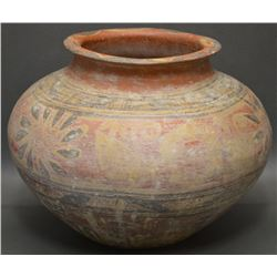 MEXICAN POTTERY OLLA