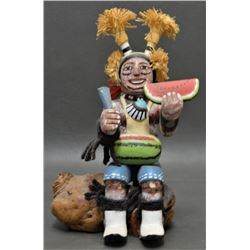 HOPI INDIAN KACHINA (YESTEWA)
