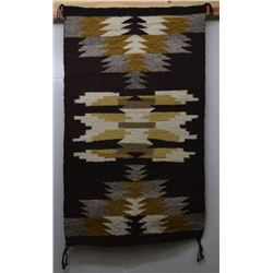 NAVAJO INDIAN TEXTILE (MAE ROPER)