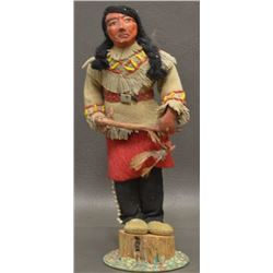 NEZ PERCE INDIAN DOLL
