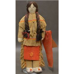 NAVAJO INDIAN DOLL