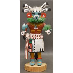 HOPI INDIAN KACHINA (BYRON KOOTSWATEWA)