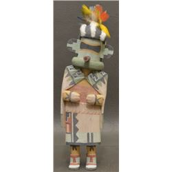 HOPI INDIAN KACHINA ( KEVIN SEKAKUKU)