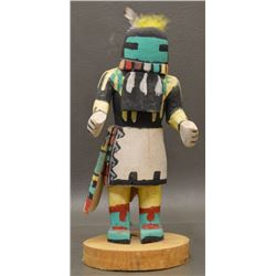 ZUNI INDIAN KACHINA (BEN SECIWA)