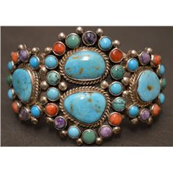 NAVAJO INDIAN BRACELET (CLARK)