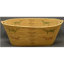 ESKIMO INDIAN BASKET