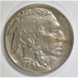 1915 BUFFALO NICKEL AU/BU