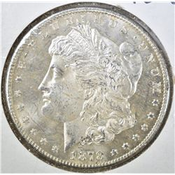 1878-S MORGAN DOLLAR CH/GEM BU