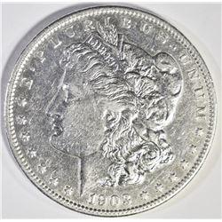 1903 S MORGAN DOLLAR  AU+