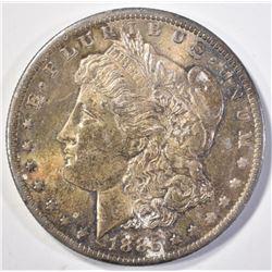 1885-O MORGAN DOLLAR  CH BU