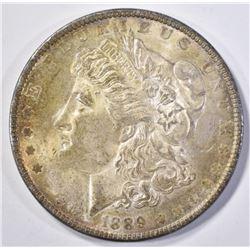 1889 MORGAN DOLLAR  CH BU