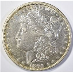 1894-O MORGAN DOLLAR XF/AU
