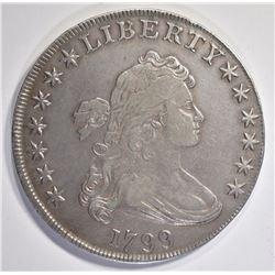 1799 BUST DOLLAR VF/XF NICE