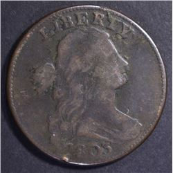 1803 LARGE CENT, VF