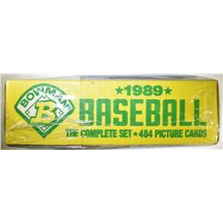 1989 BOWMAN BASEBALL COMPLETE SET