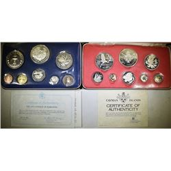 FOREIGN PROOF SET LOT: