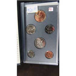 1992 CANADA SPECIMEN MINT SEALED COIN SET