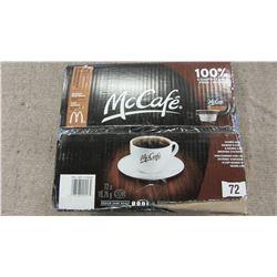 MCCAFE MEDIUM/DARK ROAST FINE GRIND COFFEE - PER BOX