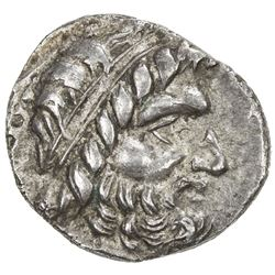 CRETE: Anonymous, ca. 98-94 BC, AR drachm (3.35g), Gortyna. EF