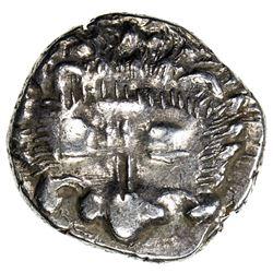 LYCIAN DYNASTS: Wekhssere II, after 400 BC, AR tetrobol (3.01g). VF-EF