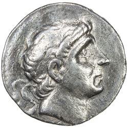 SELEUKID KINGDOM: Antiochos I Soter, 280-261 BC, AR tetradrachm (16.28g), ND. VF
