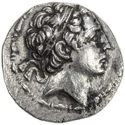 SELEUKID KINGDOM: Antiochos III, the Great, 223-187 BC, AR tetradrachm (16.73g). VF-EF