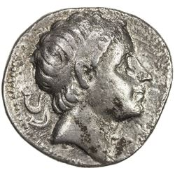 SELEUKID KINGDOM: Antiochos III, the Great, 223-187 BC, AR tetradrachm (16.43g). VF