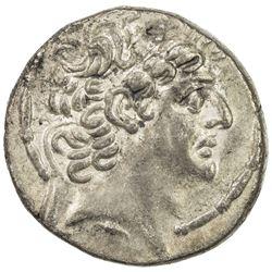 SELEUKID KINGDOM: Phillip Philadelphos, 93-83 BC, AR tetradrachm (15.50g), ND. VF-EF