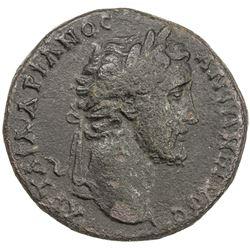 ROMAN EMPIRE: Antoninus Pius, 138-161 AD, AE 29 (22.76g), Philippopolis. VF