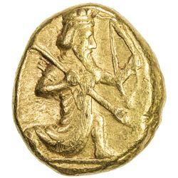ACHAIMENIDIAN EMPIRE: temp. Xerxes II to Artaxerxes II, ca. 420-375 BC, AV daric (8.32g), Sardes min
