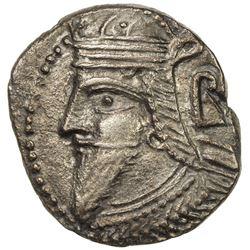 PARTHIAN KINGDOM: Vologases VI, AD 208-228, BI tetradrachm (12.88g), Seleukeia, SE421 (209/10 AD). E