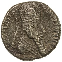 SASANIAN KINGDOM: Ardashir I, 224-241, BI tetradrachm (12.89g), NM, ND. VF