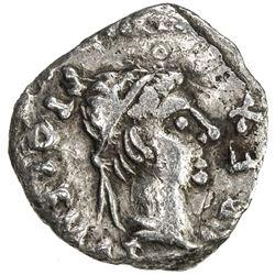 MAURETANIA: Ptolemy, 24-40, AR denarius (1.35g). F-VF