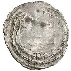 ABBASID: al-Radi, 934-940, AR dirham (3.75g), Arzan, AH329. F-VF