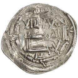 IDRISID: Idris II, 791-828, AR dirham (1.74g), Tilimsan, AH207. VF
