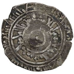 FATIMID: al-'Aziz, 975-996, AR 1/2 dirham (1.21g), Atrabulus, AH373. F