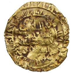 SAFFARID: Ahmad b. Muhammad, 923-963, AV dinar (2.33g), Zaranj, AH324. VF