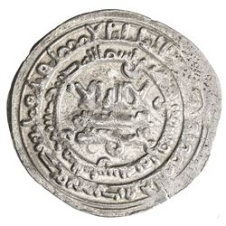 SAMANID: Ahmad II, 907-914, AR dirham (2.65g), al-Biyar, AH298